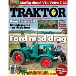Traktor nr 1 2018