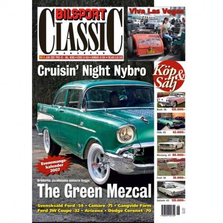 Bilsport Classic nr 6 2007