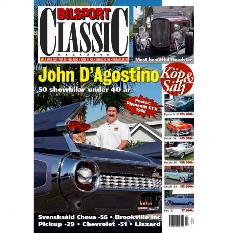 Bilsport Classic nr 4 2007