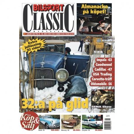 Bilsport Classic nr 1 2006