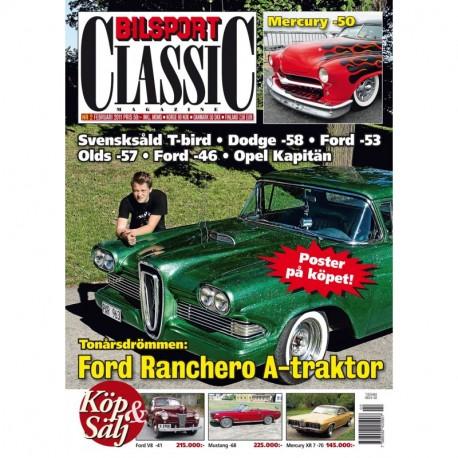 Bilsport Classic nr 2 2011