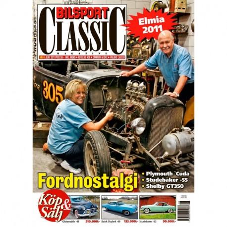 Bilsport Classic nr 6 2011
