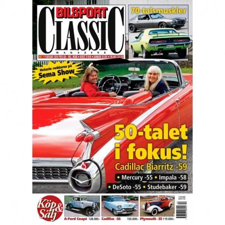 Bilsport Classic nr 2 2016