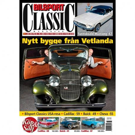 Bilsport Classic nr 6 2016