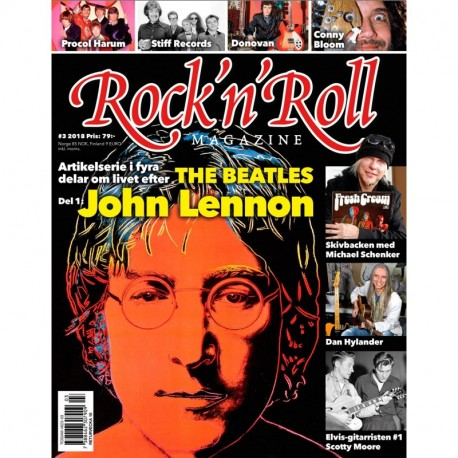 Rock'n'Roll Magazine nr 3 2018