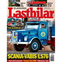 Klassiska Lastbilar nr 3 2012