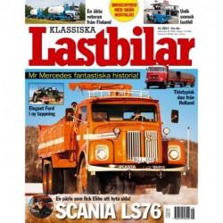 Klassiska Lastbilar nr 1 2011
