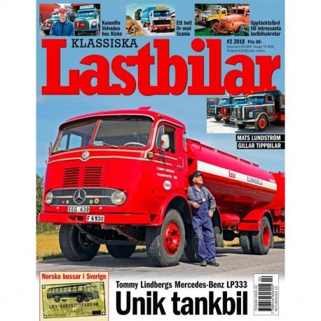 Klassiska Lastbilar nr 2 2018
