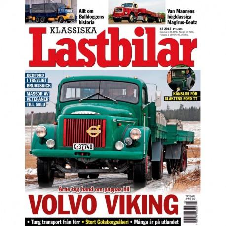 Klassiska Lastbilar nr 2 2012